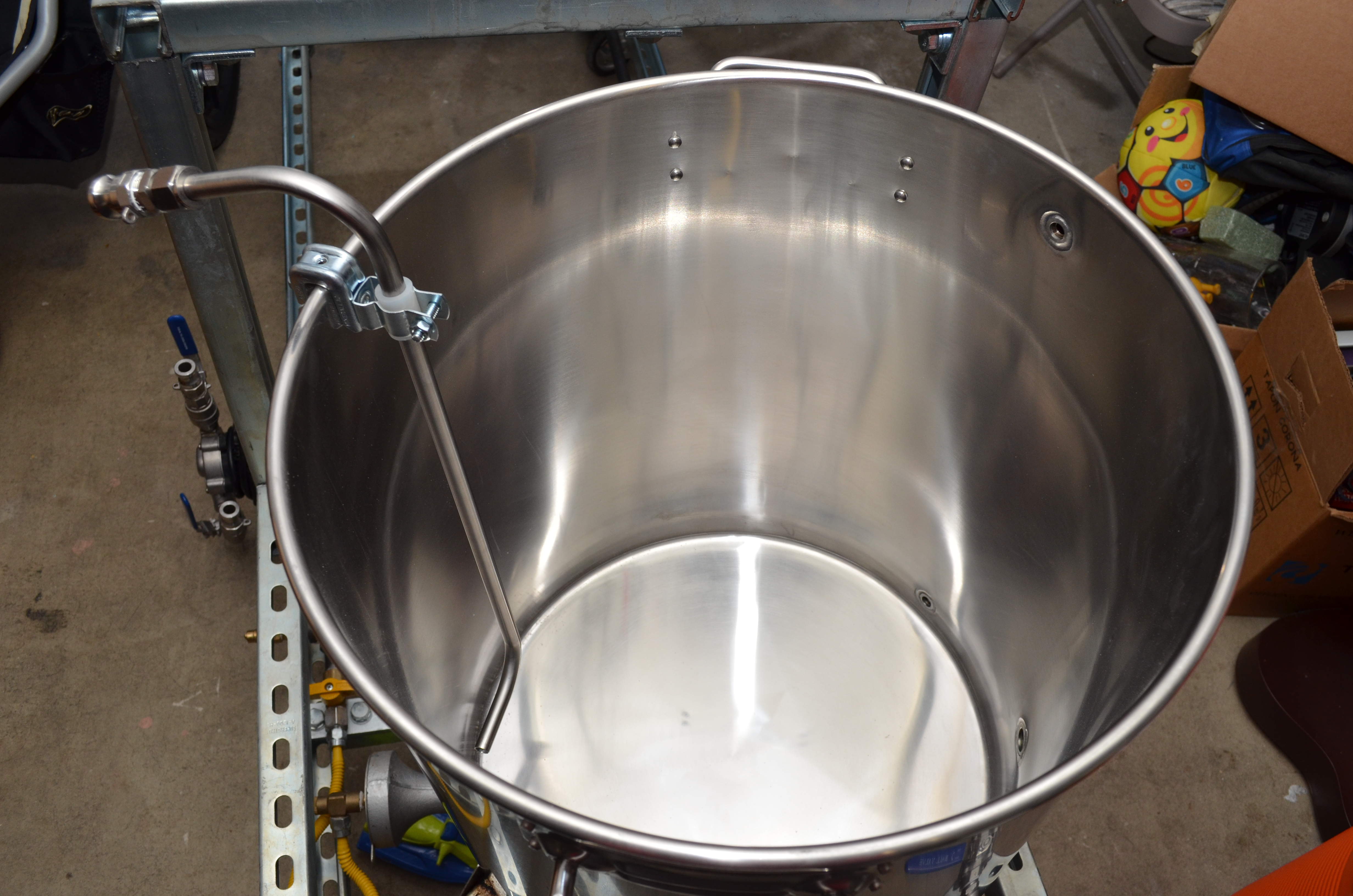 Brewer S Edge Mash Amp Boil Page 2 Home Brew Forums